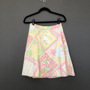 Lily Pulitzer l A Line Skirt Easter